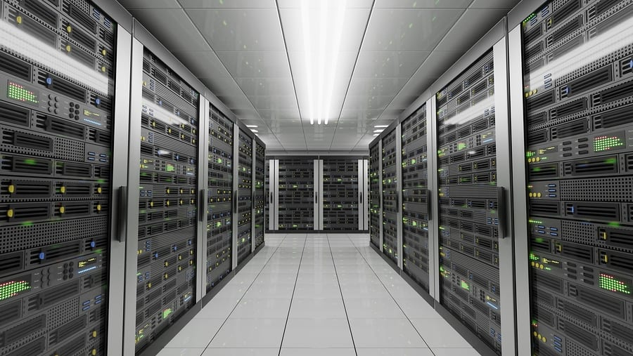 Offering fully-managed dedicated servers